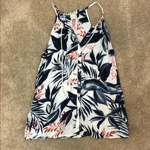 Lucky Brand Tops - *reduced!* Lucky Hawaiian Print Tank